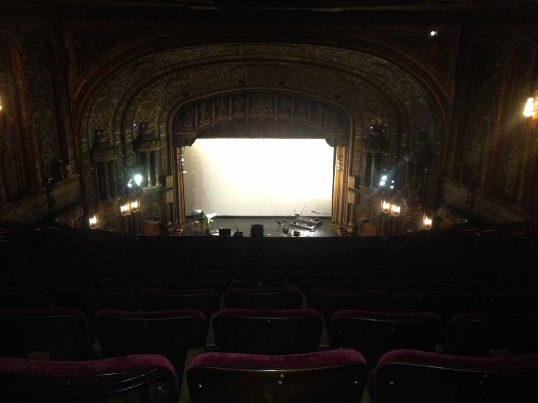 Landmark-theatre-installation-for-movie-premiere