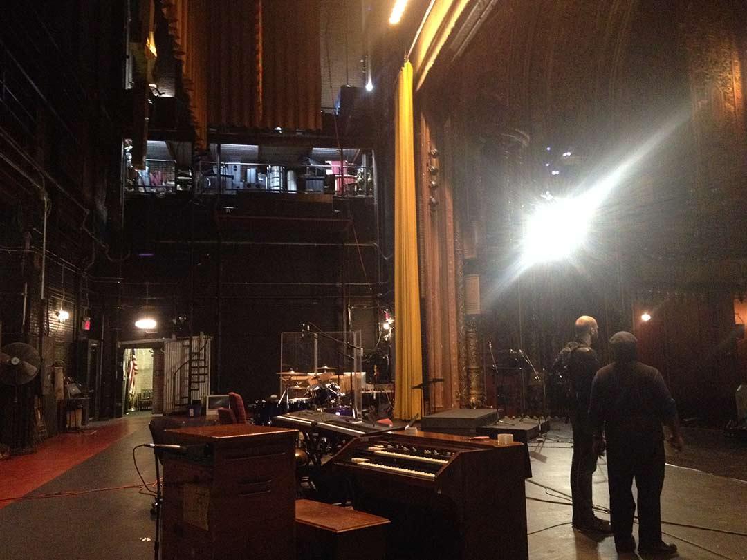 Theatre-installation-for-movie-screening-at-landmark-theatre